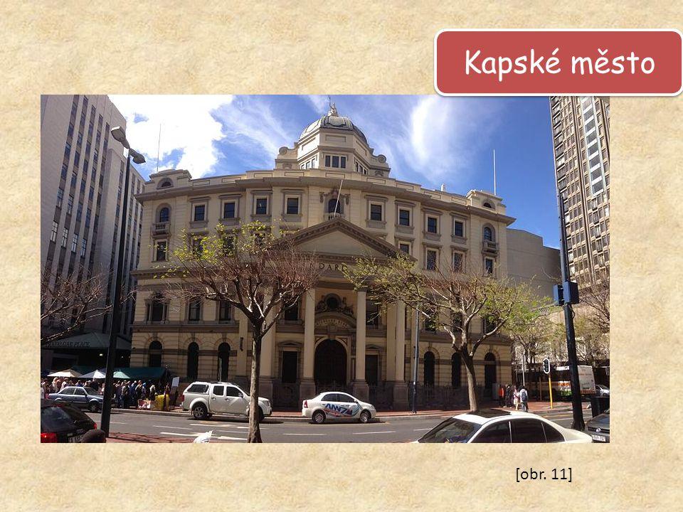 Kapské město [obr. 11]